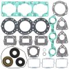 Complete gasket set with oil seal PWC 611405