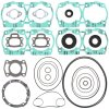 Complete gasket set with oil seal PWC 611204