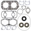 Complete gasket set with oil seal WINDEROSA PWC 611102