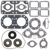 Complete gasket set with oil seal WINDEROSA PWC 611104