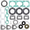 Complete gasket set with oil seal WINDEROSA PWC 611404
